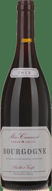 MEO-CAMUZET FRERE & SOEURS, Bourgogne Rouge 2013