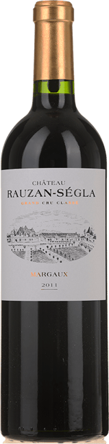 CHATEAU RAUSAN-SEGLA, 2me cru classe, Margaux 2011