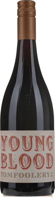 TOMFOOLERY Young Blood Shiraz, Barossa Valley 2016