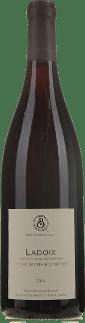JEAN CLAUDE BOISSET Hautes Mourottes 1er Cru Pinot Noir, Ladoix-Serrigny 2014