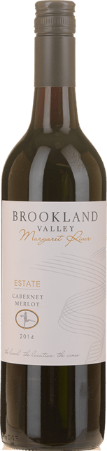 BROOKLAND VALLEY VINEYARD Estate Cabernet Merlot, Margaret River 2014