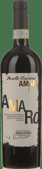 PAOLO COTTINI Classico, Amarone della Valpolicella DOCG 2012