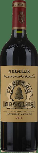 CHATEAU ANGELUS 1er grand cru classe (A), St-Emilion 2013