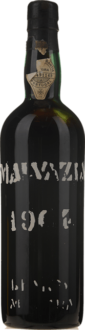 BLANDY BROTHERS Malmsey, Madeira 1964