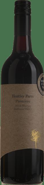 HENTLEY FARM Premiere Shiraz, Barossa Valley 2014