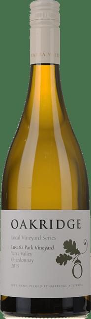 OAKRIDGE ESTATE Lusatia Park Vineyard Chardonnay, Yarra Valley 2015