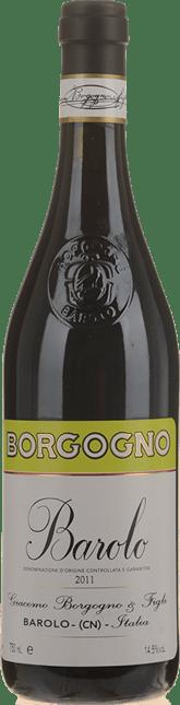 BORGOGNO Colori, Barolo DOCG 2011