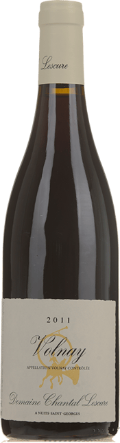 DOMAINE CHANTAL LESCURE, Volnay 2011