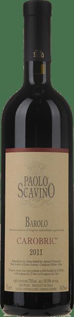 PAOLO SCAVINO Carobric, Barolo DOCG 2011