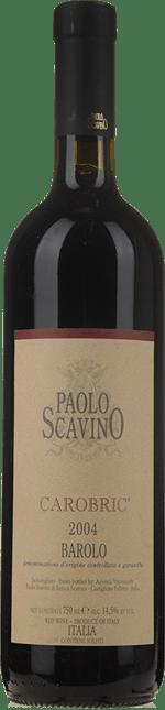 PAOLO SCAVINO Carobric, Barolo DOCG 2004