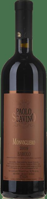 PAOLO SCAVINO Monvigliero, Barolo DOCG 2009