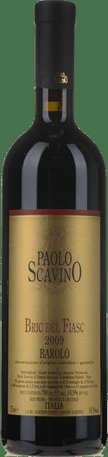 PAOLO SCAVINO Bric Del Fiasc, Barolo DOCG 2009