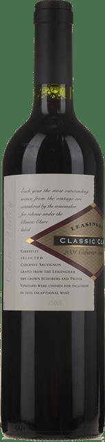 LEASINGHAM Classic Clare Cabernet Sauvignon, Clare Valley 2001