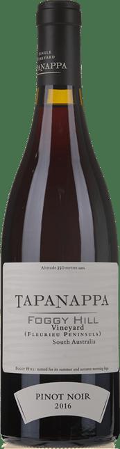 TAPANAPPA Foggy Hill Vineyard Pinot Noir, Fleurieu Peninsula 2016