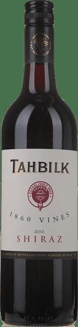 TAHBILK WINES 1860 Vines Shiraz, Nagambie Lakes 2013