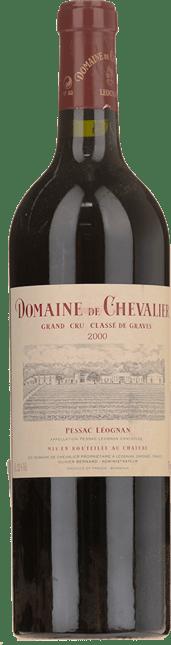 DOMAINE DE CHEVALIER Rouge Grand cru classe, Pessac-Leognan 2000