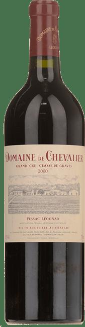 DOMAINE DE CHEVALIER Grand Cru Classe, Pessac-Leognan 2000