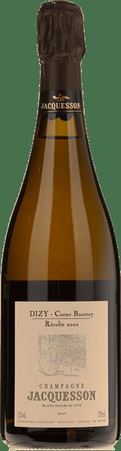 JACQUESSON Avize Champ Cain Brut, Champagne 2002
