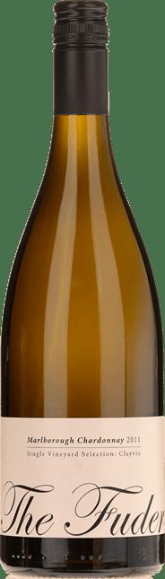 GIESEN ESTATE WINES The Fuder - Single Vineyard Selection Clayvin Chardonnay, Marlborough 2011