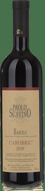 PAOLO SCAVINO Carobric, Barolo 2010