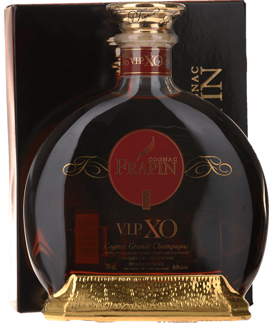 COGNAC FRAPIN VIP XO Grande Champagne Cognac NV