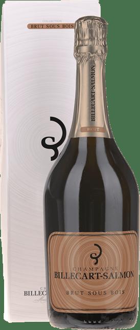 BILLECART-SALMON Sous Bois Brut NV Brut, Champagne NV