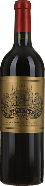 ALTER EGO Second wine of Chateau Palmer, Margaux 2011