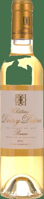 CHATEAU DOISY-DAENE, 2me cru classe, Sauternes-Barsac 2011