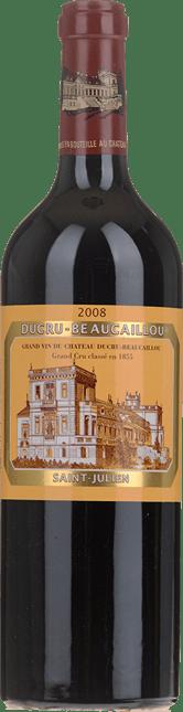 CHATEAU DUCRU-BEAUCAILLOU 2me cru classe, St-Julien 2008