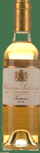 CHATEAU SUDUIRAUT 1er cru classe, Sauternes 2014