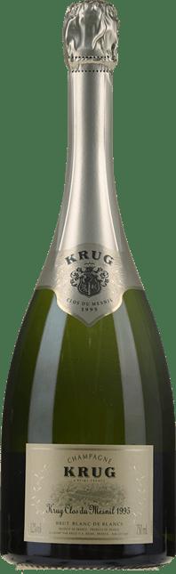 KRUG Clos du Mesnil Blanc de Blancs, Champagne 1995