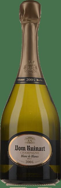 DOM RUINART Blanc de Blancs, Champagne 2004