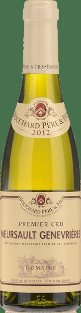 BOUCHARD PERE & FILS 1er cru, Meursault-Genevrieres 2012
