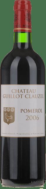CHATEAU GUILLOT CLAUZEL, Pomerol 2006
