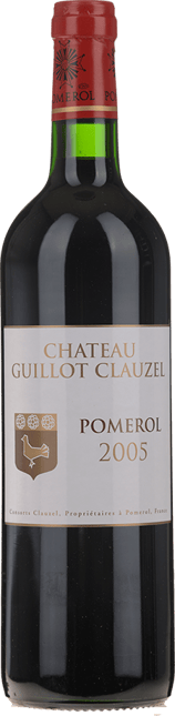 CHATEAU GUILLOT CLAUZEL, Pomerol 2005