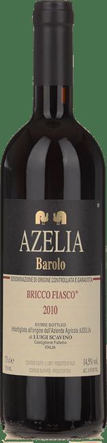 AZELIA Barolo Bricco Fiasco , Piedmont 2010