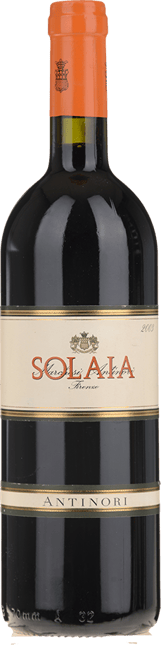 MARCHESE ANTINORI Solaia, Toscana IGT 2003