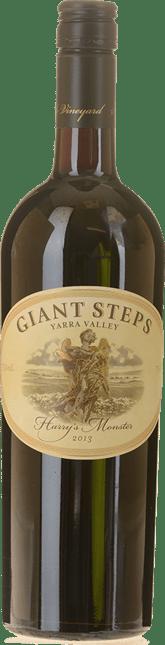 GIANT STEPS Harry's Monster Single Vineyard Merlot Cabernet Cabernet Franc, Yarra Valley 2013