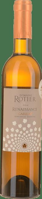 DOMAINE ROTIER Renaissance, Gaillac Doux 2014