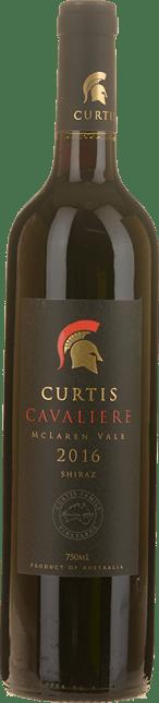 CURTIS FAMILY VINEYARDS Cavaliere Shiraz, McLaren Vale 2016