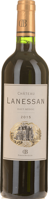 CHATEAU LANESSAN Cru bourgeois, Haut-Medoc 2015