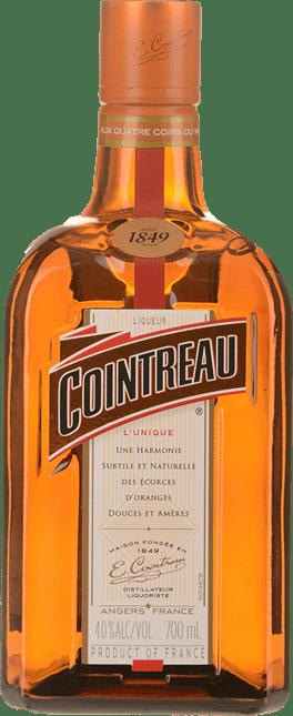 COINTREAU Liqueur 40% ABV, France NV