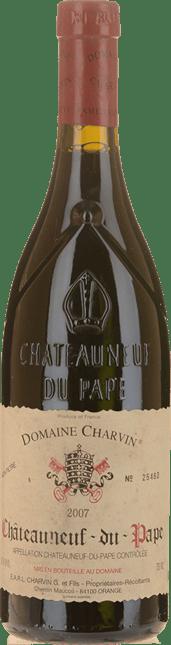 DOMAINE GERARD CHARVIN, Chateauneuf-du-Pape 2007