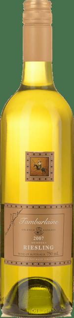 TAMBURLAINE WINES Reserve Members Riesling, Orange 2007