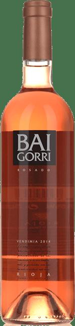 BODEGAS BAIGORRI Rosado, Rioja 2014