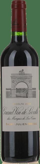 CHATEAU LEOVILLE-LAS-CASES 2me cru classe, St-Julien 2005