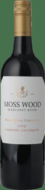 MOSS WOOD Moss Wood Vineyard Cabernet Sauvignon, Margaret River 2009