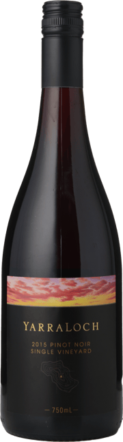 YARRALOCH Single Vineyard Pinot Noir, Yarra Valley 2015