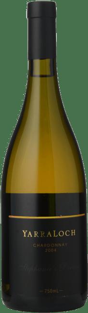 YARRALOCH Stephanie's Dream Chardonnay, Yarra Valley 2004