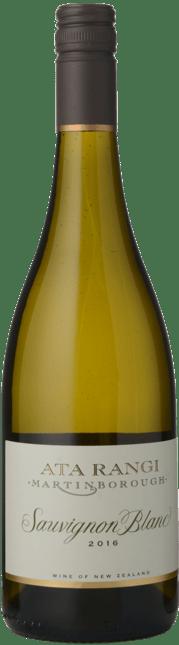 ATA RANGI Sauvignon Blanc, Martinborough/Wairarapa 2016